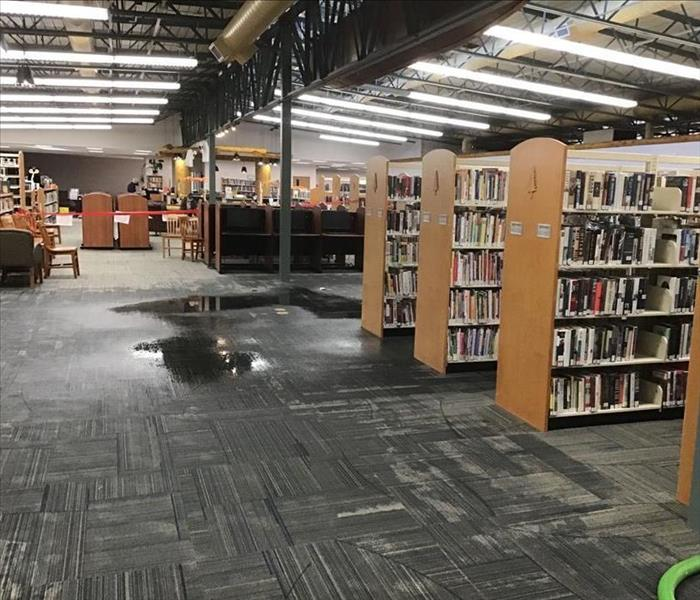 crawford library before